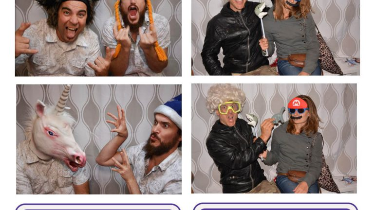Rent our Cool Retro Photo Booth Trailer!